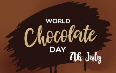 Celebrating World Chocolate Day (07/07/2021)