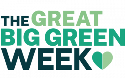 Join in with 'Great Big Green Week' and stand up for climate justice…