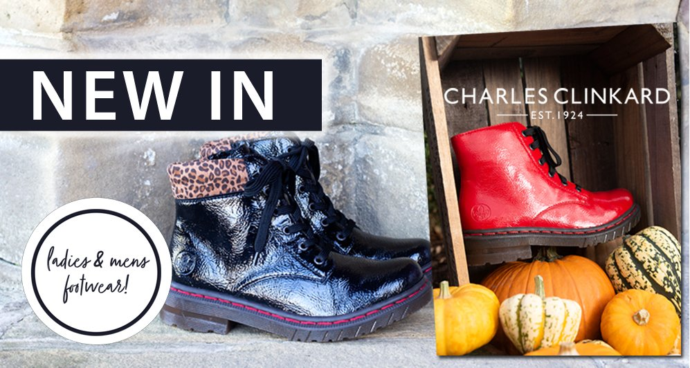 Charles Clinkard now open in Braintree Quadrant…