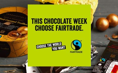 This week is Chocolate Week and there's lots of good reasons to choose Fairtrade…